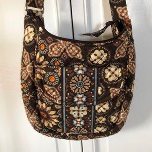 Vera Bradley Large Crossbody Bag